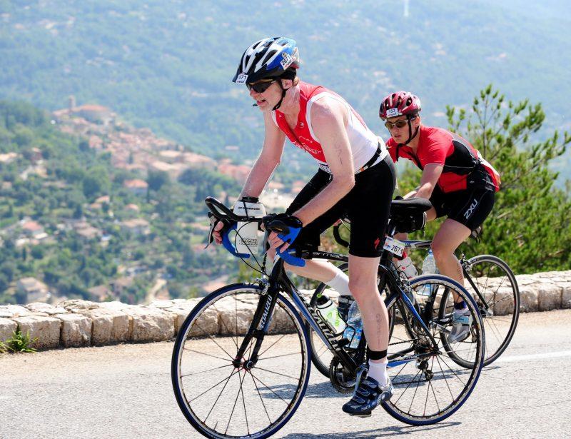 2009: Nice Ironman - Bike