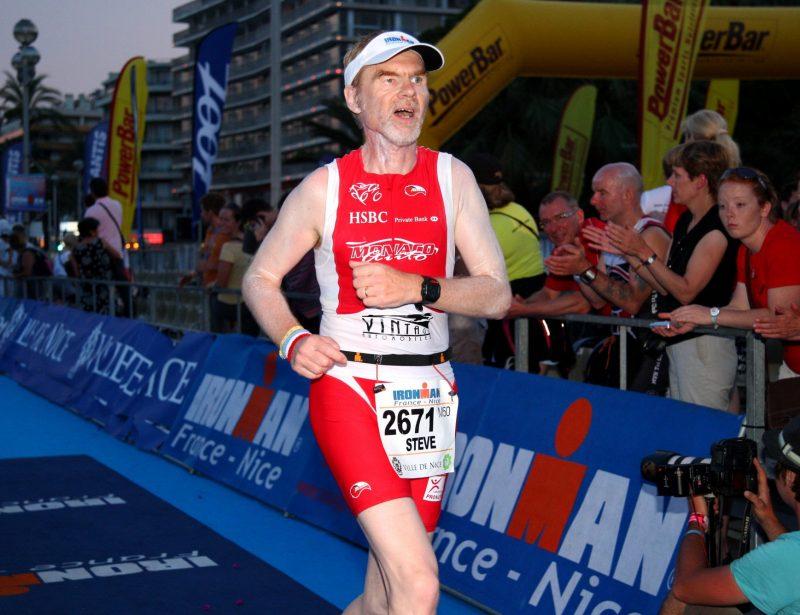 2009: Nice Ironman - Run