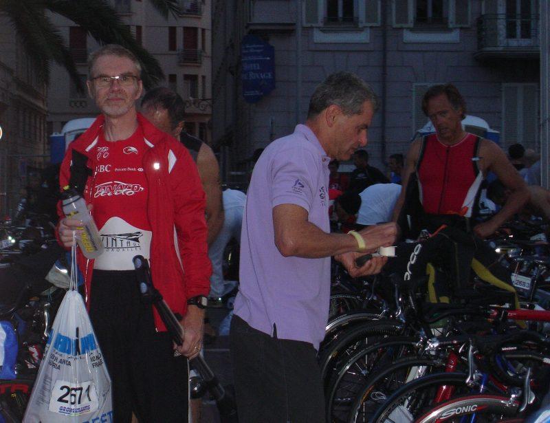 2009: Nice Ironman - Pre Race