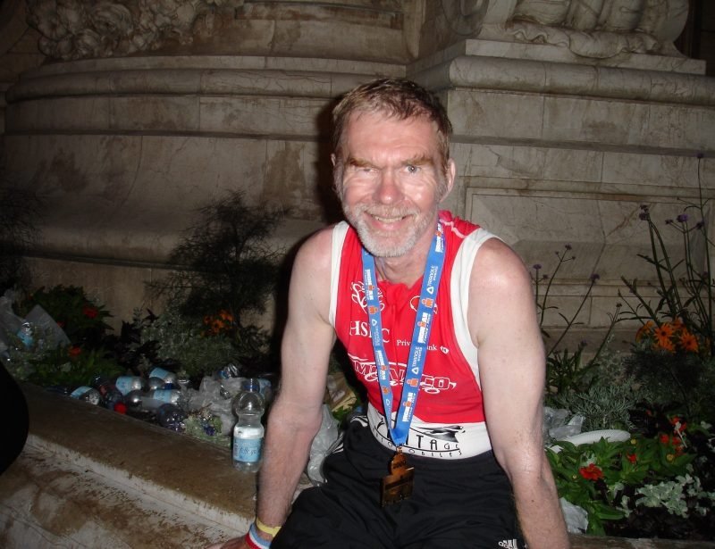 2009: Nice Ironman - Finisher's Medal