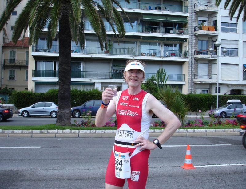 2010: Nice Ironman - Run