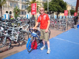 2012: Ironman Nice - Check In