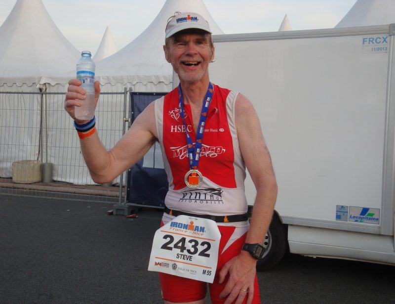 2012: Nice Ironman - Finisher's Medal