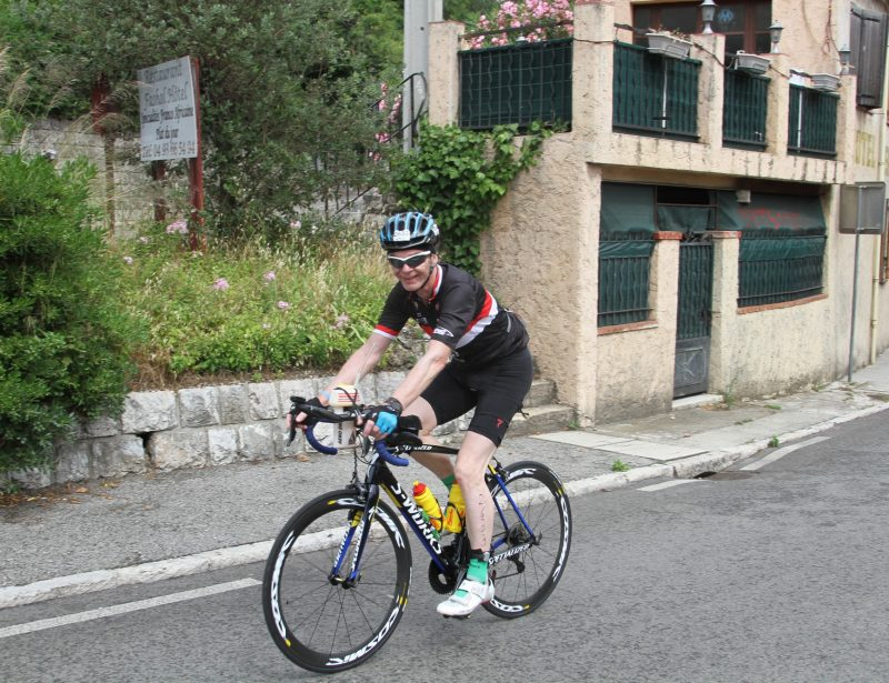 2014: Nice Ironman - Bike