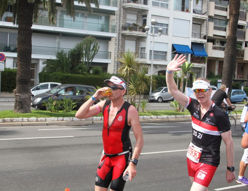 2014: Nice Ironman - Run