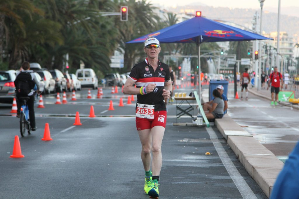 2014: Ironman Nice - Run