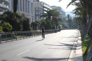 2017: Nice Ironman - Bike