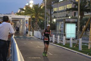 2017: Nice Ironman - Run