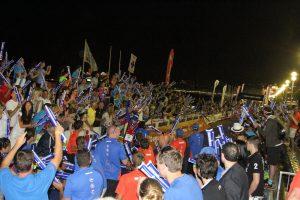2013: Ironman Nice - Finish