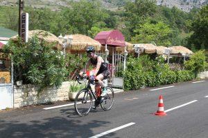 2019: Nice Ironman - Bike