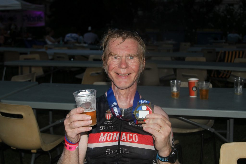 2019: Nice Ironman - Finishers Medal
